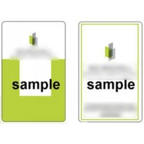 MIFARE Ultralight® Custom Printed Cards - 500 pack