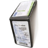 Data/Credit Card Vertical 2 sided holder - 50 pack