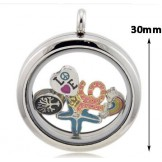 Floating Locket 30mm