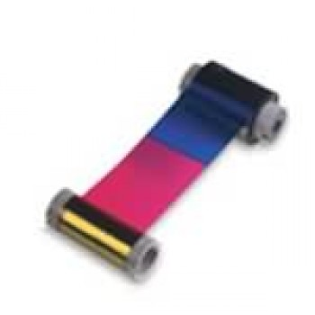 Fargo 86031 DTC 500/510/520/525 YMCKO Full Color Ribbon