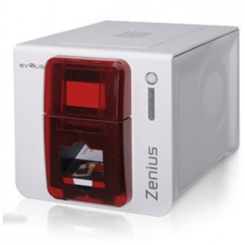 Evolis Zenius ZN1U0000RS ID Card Printer