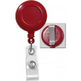 Round Badge Reel - 10 pack