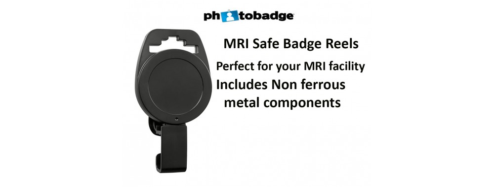 MRI Safe Badge Reels