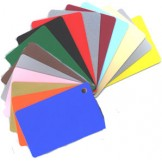 Colored CR80 30 mil PVC Cards - 1,000 pack