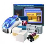 Digital Camera System 2 sided printer