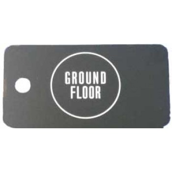 Key Tags 3 Up Custom Printed 500 pack