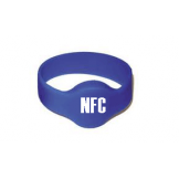NFC Wristband Silicone, 1000 pack